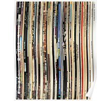 Vinyl Record Collector   Poster