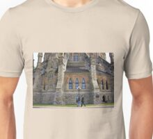 Looking up, Looking Down Unisex T-Shirt