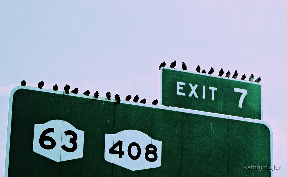 Exit 7 by KathrynSylor