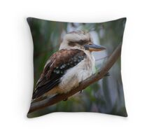 Feathered Friend Throw Pillow