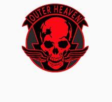 Outer Heaven-MGSV Men's Baseball ¾ T-Shirt