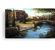 Visions of Tuscany Canvas Print