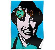 Pop Art Steampunk Poster