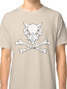 Cubone Skull Classic T-Shirt