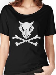 Cubone Skull Women's Relaxed Fit T-Shirt
