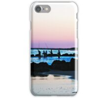 Fishing In The Tide iPhone Case/Skin