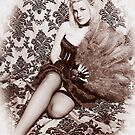 Burlesque Old Style by Mark Dobson