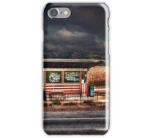The Prospect of Fall iPhone Case/Skin