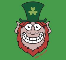 St Paddy's Day Naughty Leprechaun by Zoo-co