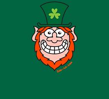 St Paddy's Day Naughty Leprechaun Unisex T-Shirt