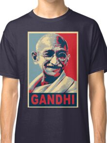 Mahatma Gandhi portrait Campaign Design  Classic T-Shirt