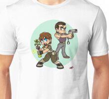 TEAM WORK! Unisex T-Shirt
