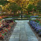 St. James' Victorian Garden by Marilyn Cornwell