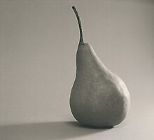 Sepia Pear by Syd Winer