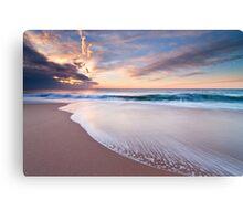 Coastal Colors Canvas Print