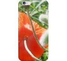Poppy Patterns iPhone Case/Skin