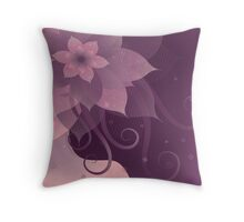 The Elegant Bride Throw Pillow