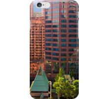 Vancouver Downtown Skyline 2 iPhone Case/Skin