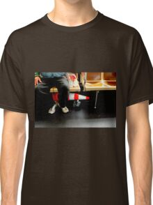 Caution - Skip Lunch Today Classic T-Shirt