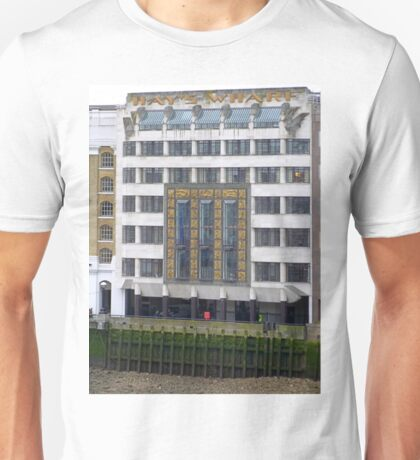 London Deco: Hays Wharf/St Olaf House 1 Unisex T-Shirt