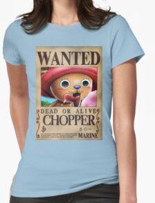 Wanted Chopper - One Piece T-Shirt