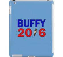 Buffy 2016 iPad Case/Skin