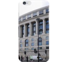 London Deco: Unilever House 1 iPhone Case/Skin