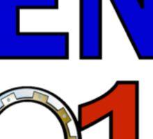 Xena 2016 Sticker