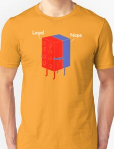 Lego-nope T-Shirt