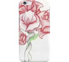 Rose and Snake iPhone Case/Skin