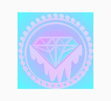 Pastel Diamond neon Screen print Unisex T-Shirt