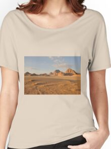 Desert landscape Women's Relaxed Fit T-Shirt