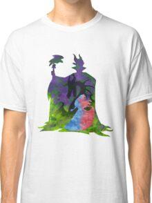 Once Upon a Dream - Splash Dress Classic T-Shirt