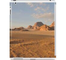 Desert landscape iPad Case/Skin