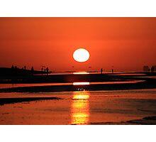Sanibel Island sunrise Photographic Print