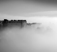 Clifton in the Clouds by philrwesty
