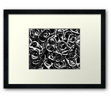 Pop Top Framed Print