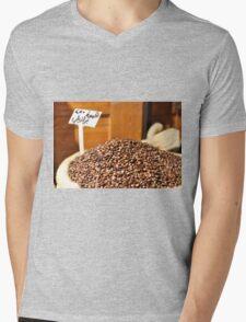 Coffee bag Mens V-Neck T-Shirt