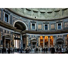 The Pantheon of Rome Photographic Print