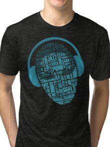 I love music - part 3 Tri-blend T-Shirt