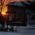 Flamethrower Sunset by mltrue