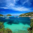 This is the Ionian, not the Caribbean! by Hercules Milas