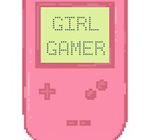 Pixel Gameboy - GIRL GAMER by SugarHit