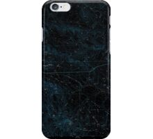 USGS Topo Map Oregon Virtue Flat 281976 1994 24000 Inverted iPhone Case/Skin