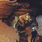 Caves 2 by Paul Lubaczewski