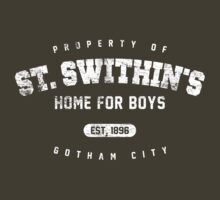 St. Swithin's Home for Boys (worn look) by KRDesign