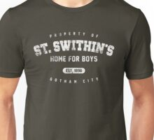 St. Swithin's Home for Boys (worn look) Unisex T-Shirt