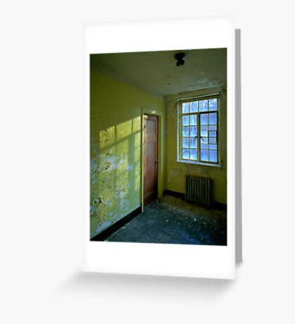 Dormitory  Greeting Card