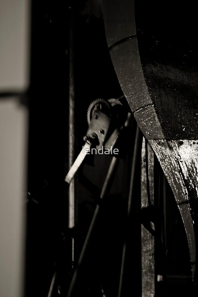 Light winch by lendale