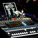 Mixing Desk by lendale